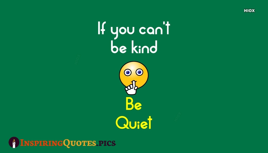 Be Kind Inspiring Quotes, Inspirational Quotes