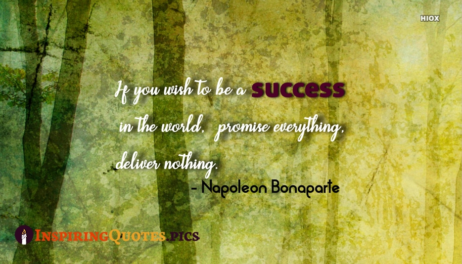 Inspirational Quotes About Promise