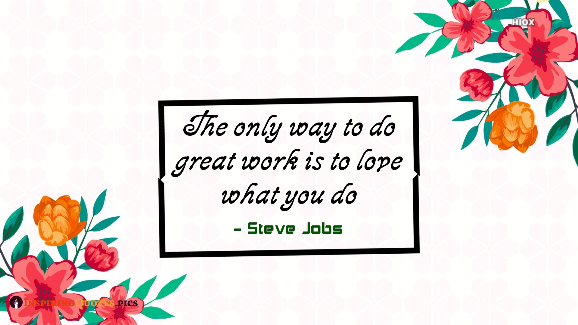 Inspiring Quotes On Work