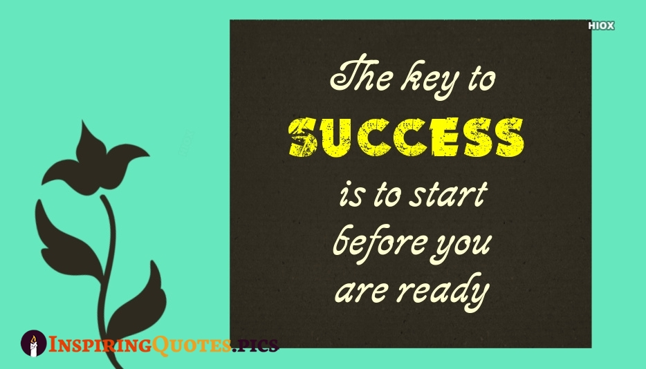 Inspiring Quotes To Succeed