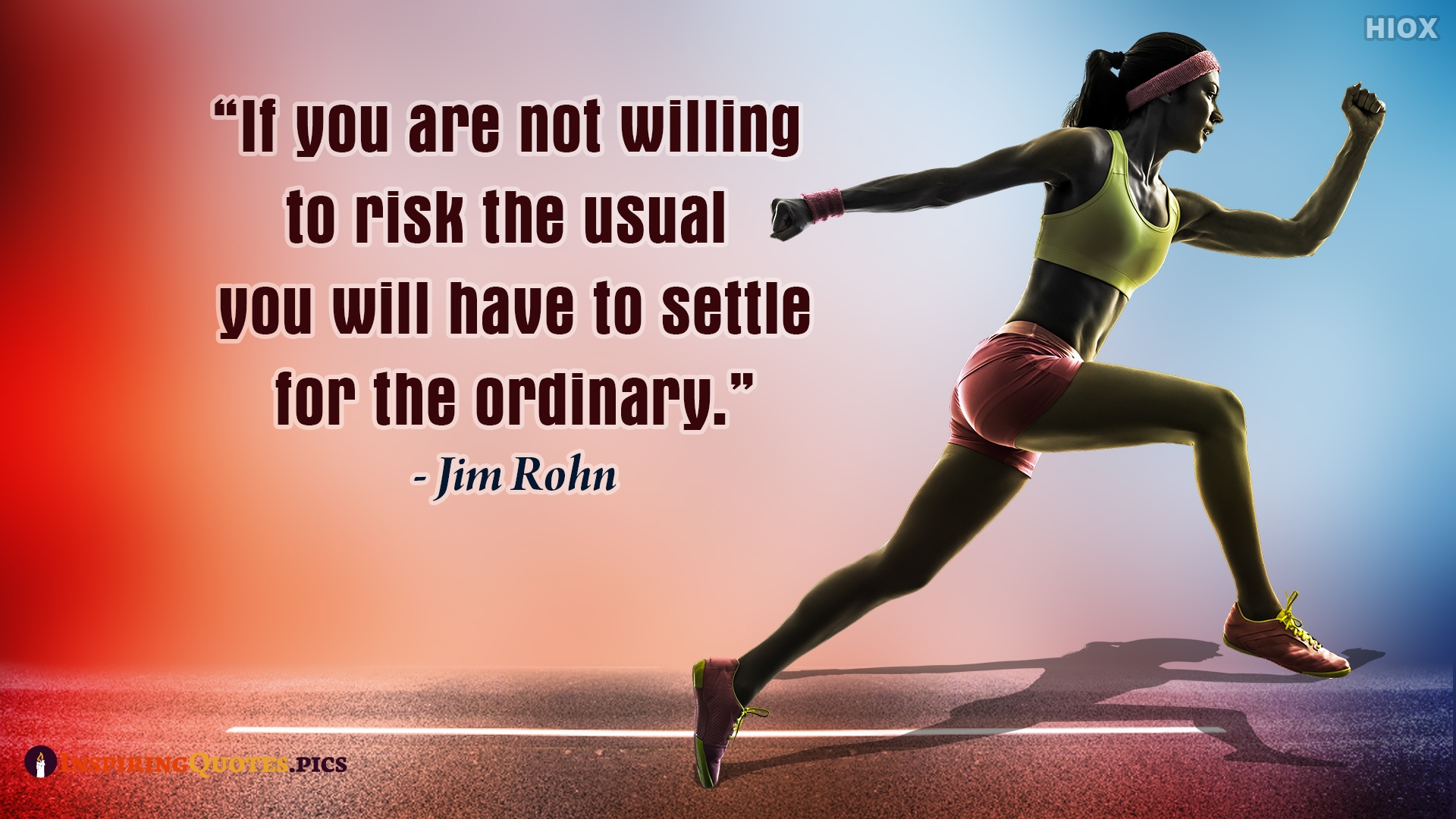 Jim Rohn Quotes about Taking Risk