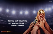 Motivational Inspiring Quotes By Vince Lombardi