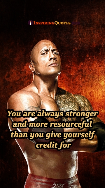 You Are Always Stronger Quotes